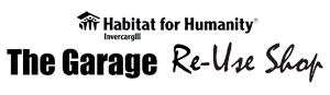 The Garage ReUse Shop Logo