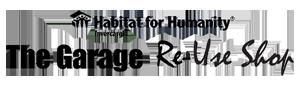 The Garage ReUse Shop Logo